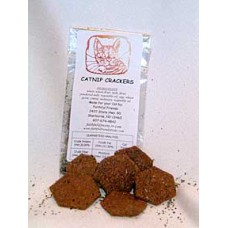 Catnip Crackers Round